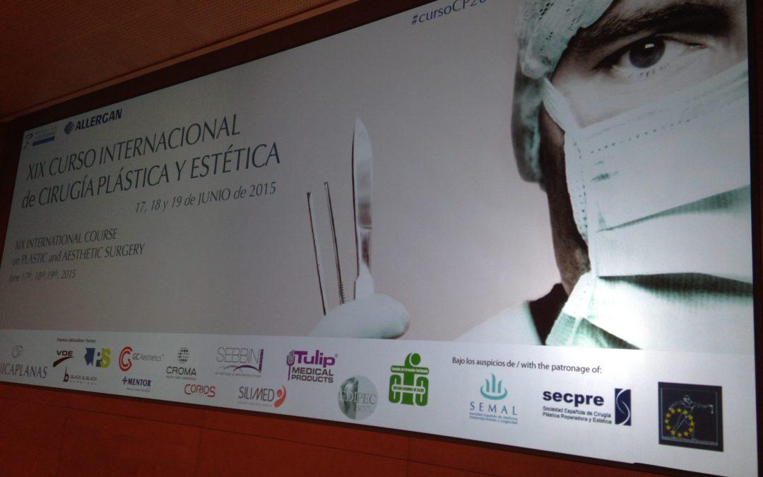 XIX Curso internacional de Cirugía Plástica y Estética