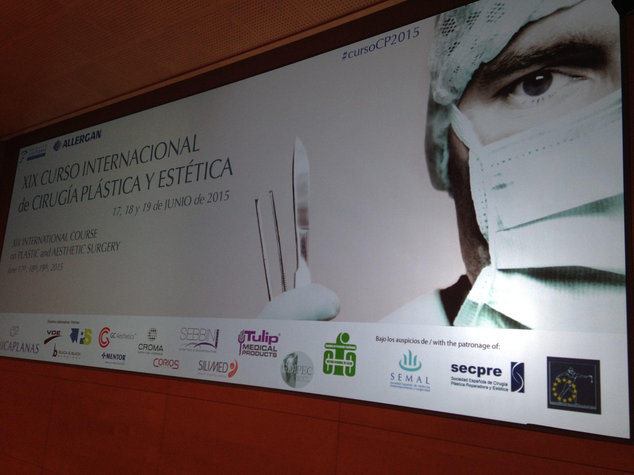 curso internacional de cirugia plástica y estética