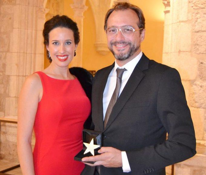 Entrega de la Estrella de Oro a la Excelencia Profesional 2017 a UCP Dr. Sancho