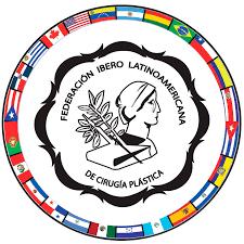 logo federación ibero latinoamericana de cirugía plástica