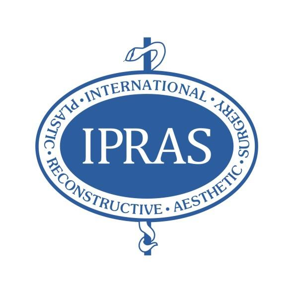 logo IPRAS International Plastic Reconstructive Aestetic Surgery