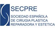 logo sociedad española de cirugia plastica reparadora y estetica