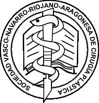 logo sociedad vasco-navarro-riojano-aragonesa de cirugía plástica